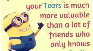 Today 20 Minion Quotes