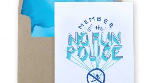"Member of the No Fun Police #policehumor explore Pinterest""> #policehumor"