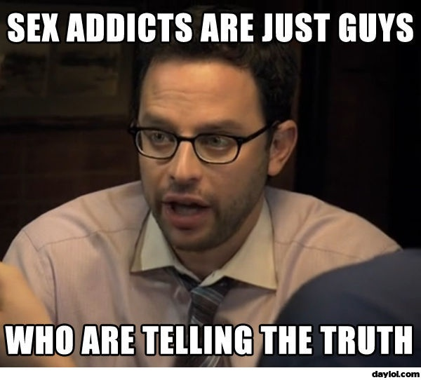 Image result for funny sex addict quotes