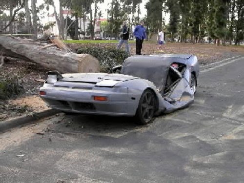 Funny Car Accidents | Funny Car Crashes and Accidents | Rocking Facts – Facts…