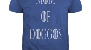 "Mother Of Dogs T-Shirt – Funny Doggo Shirt #gift explore Pinterest""> #gift ..."