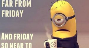 Cute Friday Minions Funny captions (10:33:59 AM, Friday 06, November 2015 PST) – 10…