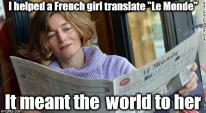 funny french jokes – Google Search