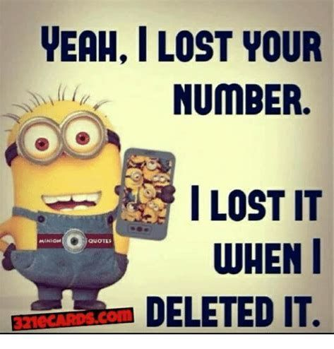 21 Minion Quotes For You to Love No, I don't have this time. Guess…