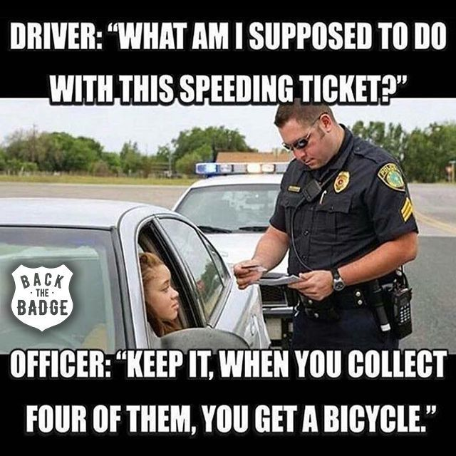 Ticket funny pictures
