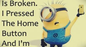 New Funny Minions Pictures :) Broken Screen Miami. Llama 305 945-1931 web http://