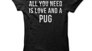 "All You Need Is Love And A Pug #funnydogmeme explore Pinterest""> #funnydogmeme"