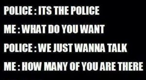 Jokes About Police Officers | Police Joke