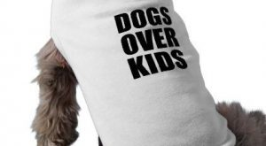 "#Dogs explore Pinterest""> #Dogs Over Kids Funny Quote Shirt – #puppy explor..."