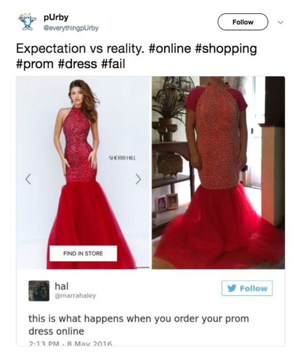 23 Hysterical Online shopping Fails That Will Put You Off of Buying Online Forever…