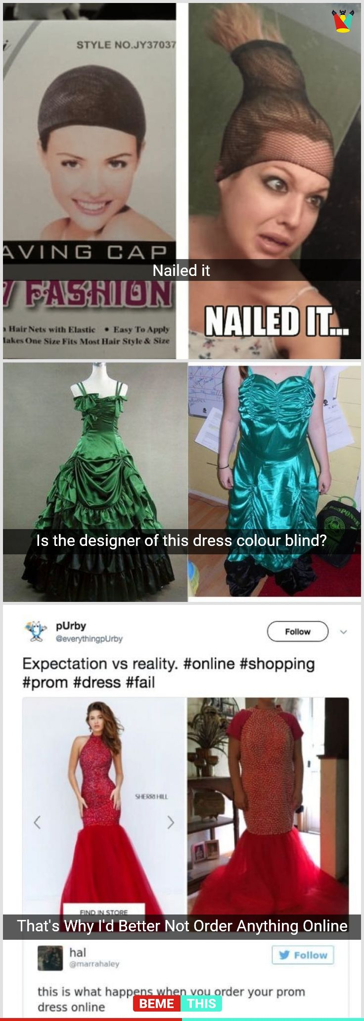 10+ Hysterical Online shopping Fails That Will Put You Off of Buying Online Forever…