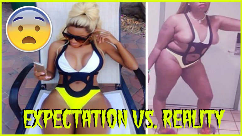 Online shopping fails: expectation vs. reality. You can see many funny photos of things…...