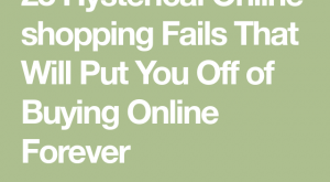 23 Hysterical Online shopping Fails That Will Put You Off of Buying Online Forever