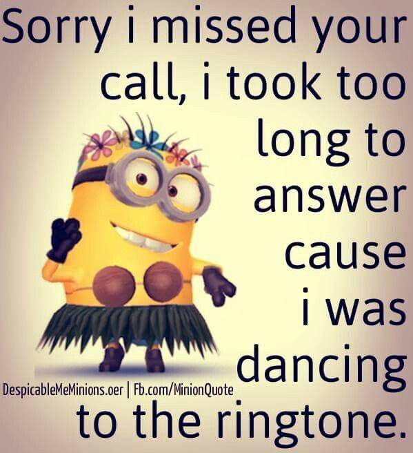So we have collected best most funniest Minions Picture quotes collection, Because whateve...
