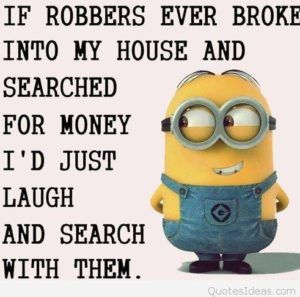 Have Fun with Minions