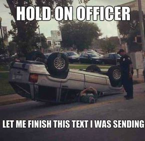 """20 Funny Police Memes #policephysical explore Pinterest""""> #policephysical #police..."""