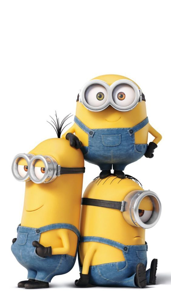 Find out which adorable Despicable Me minion is most like you!