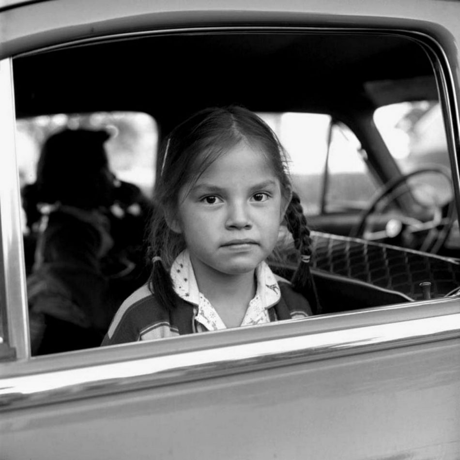 Photographs of People in Cars Taken by Vivian Maier in the 1950s and 1960s
