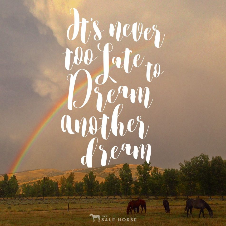 17 Inspirational Horse Quotes & Resolutions for 2017 – 17 Inspirational Horse Q...