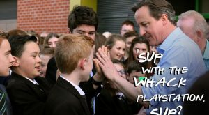 "12 Photos Of British Politicians Improved By ""Friends"" Quotes"