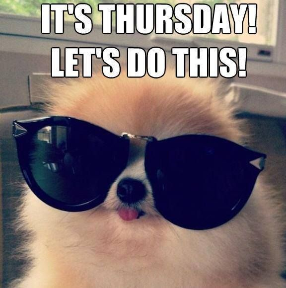 It's Thursday lets do this quotes quote days of the week thursday thursday quotes…...