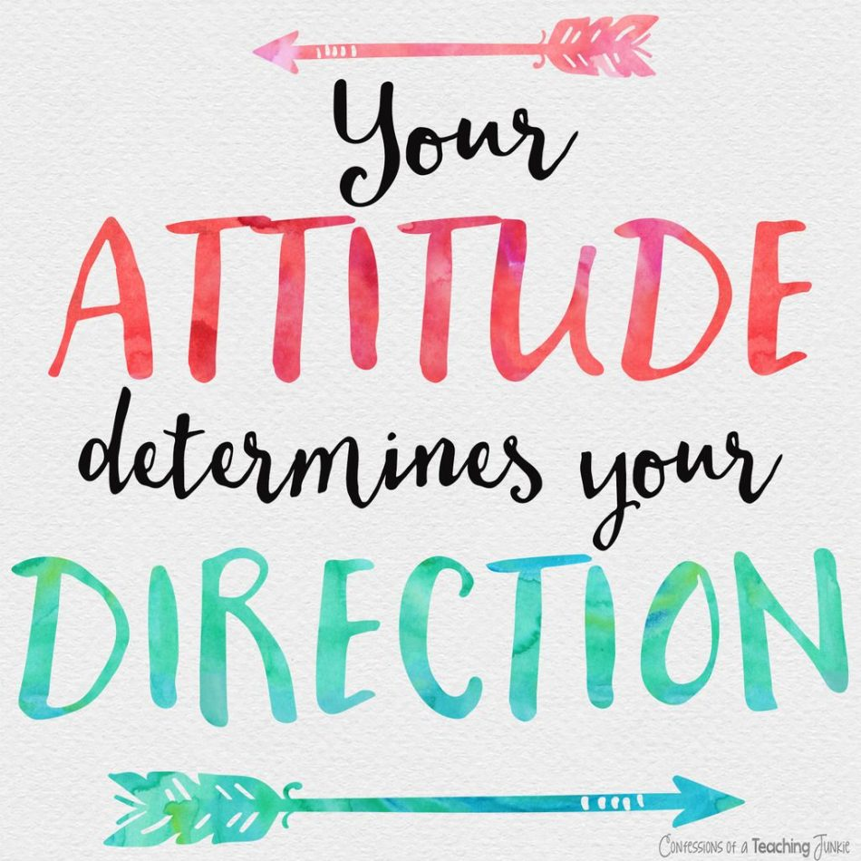 Confessions of a Teaching Junkie: Positive Thinking Thursday