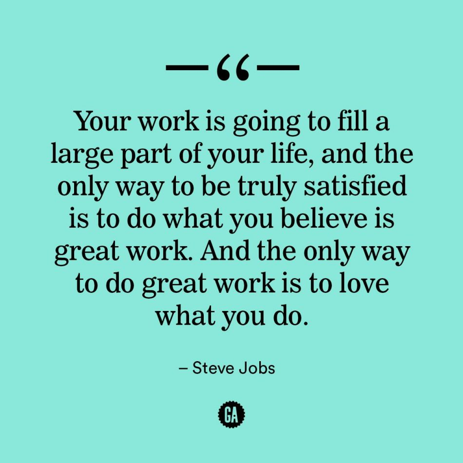 "Love what you do. Do great work. #MondayMotivation search Pinterest""> #MondayMotivat..."