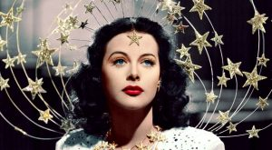 Hedy Lamarr in Gilbert Adrian – 1941 – Ziegfeld Girl – Photo by Clarence...