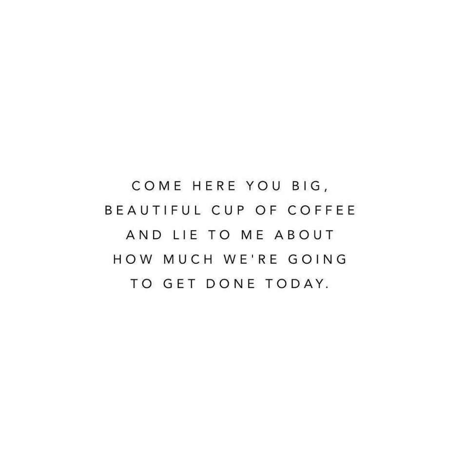 """The Sunday checklist is so promising in the morning. #ckdwisdom search Pinterest""""> #..."""