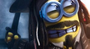 Minions | Pirates of the Caribbean @Skylin Moeder hellsing @Desire Blessin Harris @Marcia ...