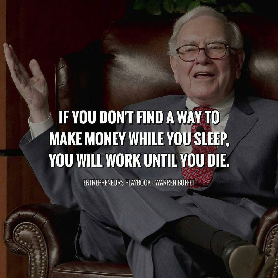 Daily Quote by Warren Buffet