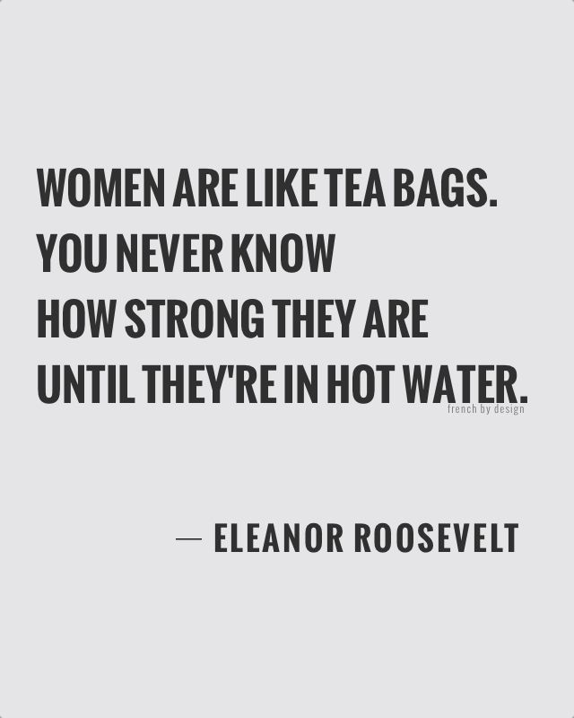 """Wednesday quote : #girlpower search Pinterest""""> #girlpower – French By Design"""