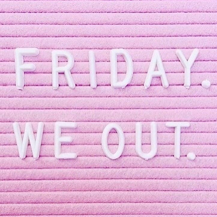 Friday vibes I hope you have a replacing and restful weekend! repost from my…