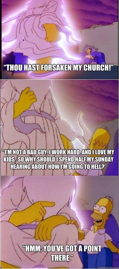 Via the Simpsons Quotes/memes on Facebook
