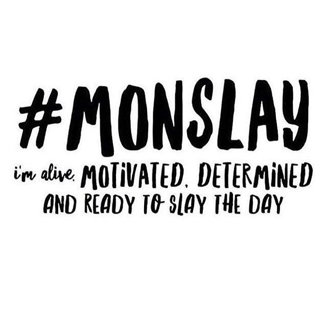 """#MONSLAY explore Pinterest""""> #MONSLAY Happy Monday! Get up, drink some coffee, and s..."""