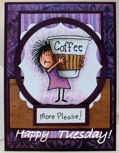 Tuesday Morning Coffee – Have a cup on the house! Description from I searched…