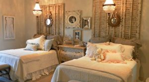 shutters. could hang fabric like curtains behind headboard, #Repin By:Pinterest++ for iPad...