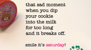 that sad moment, saturday quote |