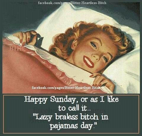 Funny Lazy Sunday Quote