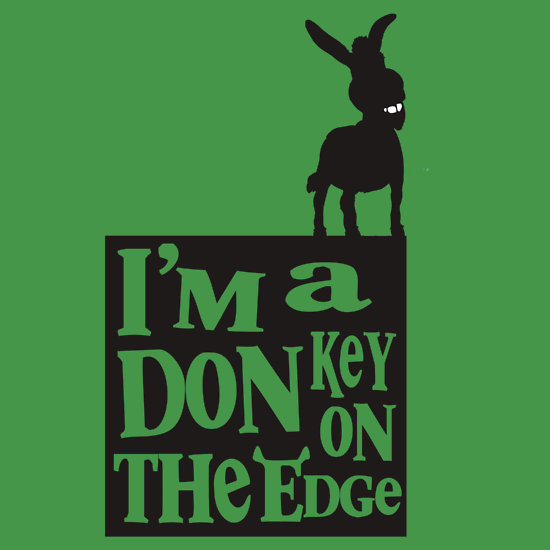 i'm a donkey on the edge – Google Search