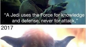 "Attack the knowledge #yoda explore Pinterest""> #yoda #memes explore Pinterest""..."