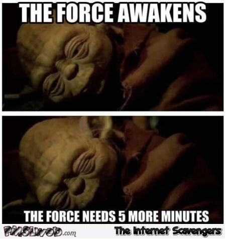 Funny Star Wars pictures – A new post awakens | PMSLweb
