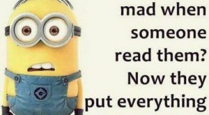 Here are some really awesome Hilarious Minions Jokes .. Hope you will love them