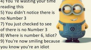 Friday Minions Funny captions of the hour (01:12:33 PM, Friday 04, March 2016 PST)…