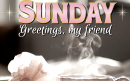 Sunday Greetings my Friend   Sunday Comments & Graphics