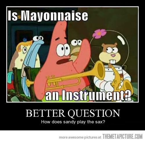 funny-Patrick-playing-instrument