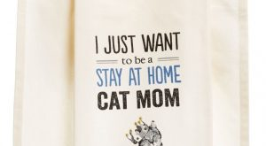 I just want to be a stay at home cat mom