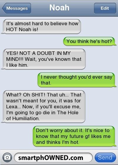 Page 29 – Relationships – Autocorrect Fails and Funny Text Messages – Sm...