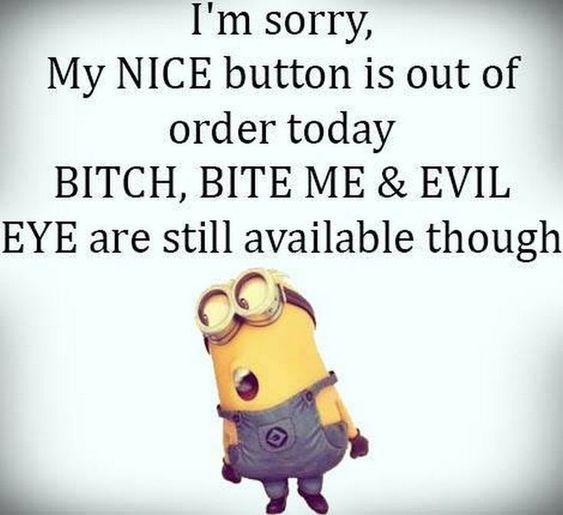 37 Hilarious Minion Memes and Pictures That's why they don't put them on -…