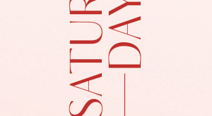 Graphic design experiment for today. Self-care Saturday. 100% making this a thing! I reall...